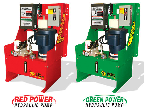Powerful Hydraulic Pumps